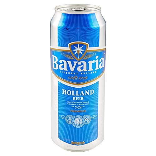 Birra Bavaria Holland Beer (24 lattine da 0,5 L)