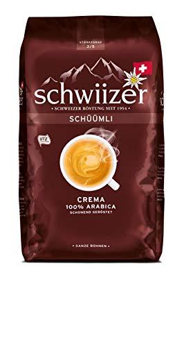 Schwiizer Schüümli Crema Ganze  1kg Bild