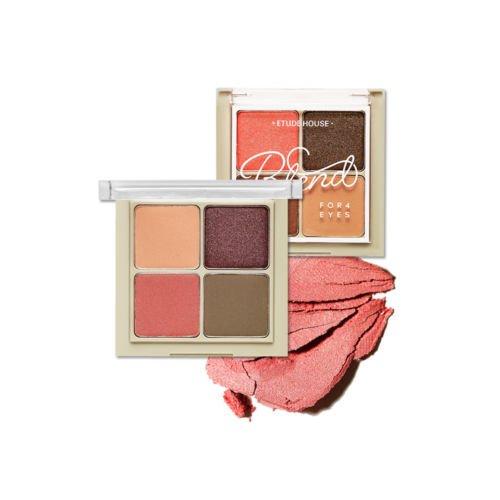 ETUDE HOUSE Palette 4 fards à paupières « Blend For Eyes 8g »