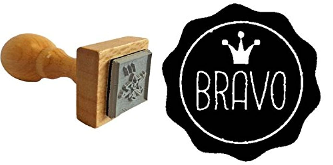 Artemio Stamp School, Wood, Black, 3.5?x 3.5?x 3.5?cm