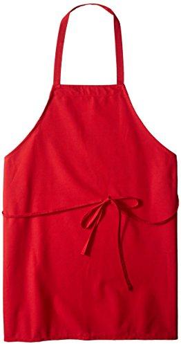delantal rojo fabricante Uncommon Threads