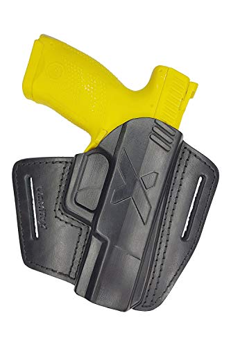 VlaMiTex U5 Schnellziehholster Gürtel Holster für CZ P-10C