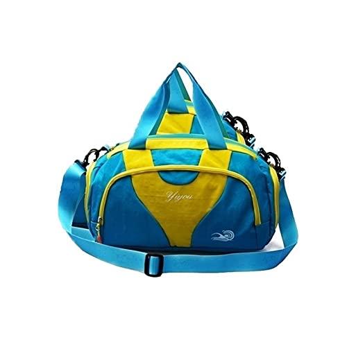 Dry Bag,Wasserdichter Packsack Borsa da piscina impermeabile della piscina con scomparto da scarpa Borse sportive da viaggio all'aperto uomini donne leggeri da donna palestra yoga borsa bagagli bagagl