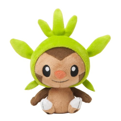 Pokemon Center Original Chespin Doll