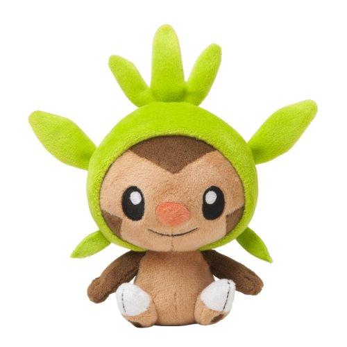 Pokemon Center Plüschtier Igamaro / Chespin Doll