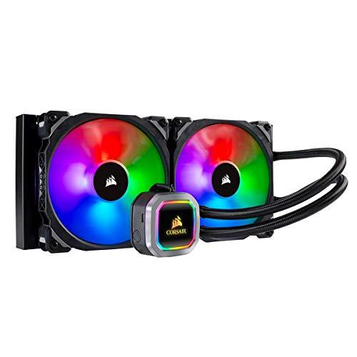 Corsair H115i RGB Platinum AIO Liquid CPU...