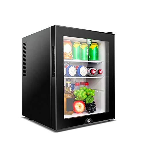 YUTGMasst Mini Frigorífico/Refrigerador Electrica Nevera, Mudo,Pequeño Congelador Portátil,Adecuado para Hoteles, Bares, Hogares,...