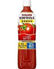 カゴメ トマトジュース食塩無添加 スマートPET 720ml×15本[機能性表示食品]