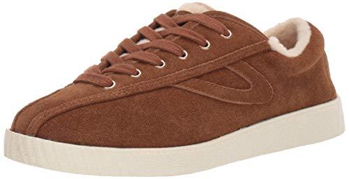 TRETORN Women's NYLITE35PLUS Sneaker, Acorn, 6.5