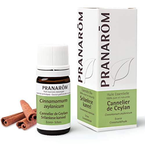 Pranarôm | Huile Essentielle Cannelier de Ceylan| Cinnamomum zeylanicum / verum | (Eco)rce | HECT | 5 ml