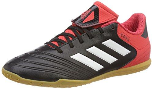 Adidas Copa Tango 18.4 In, Zapatillas de fútbol Sala Hombre, Negro (Negbas/Ftwbla/Correa 000), 48 2/3 EU