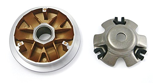 NCY 1200-1041 Teflon Coated Variator for the Genuine 125 and 150 GY6 Scooters