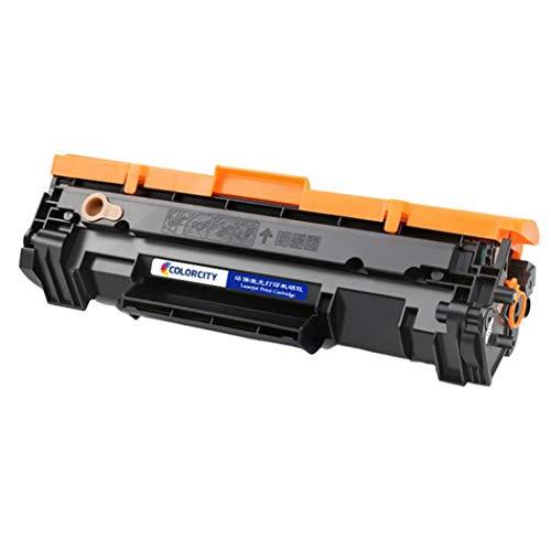 Cartucho de tóner compatible cf247a HP m31w M30a 30w Laser Printer Tóner M17A Cartucho de tinta para impresora láser de 1400 páginas