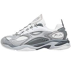 Fila Men's Boveasorus Sneakers White