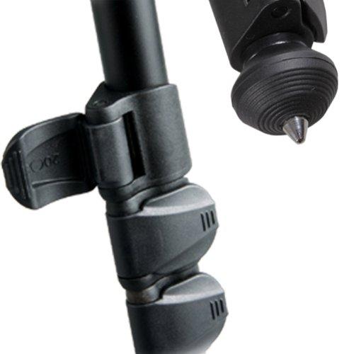 Vanguard ALTA PRO 263AB 100 Digitales / cámaras de película 3leg(s) Negro, Naranja tripode - Trípode (2,44 kg, Negro, Naranja)