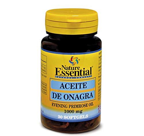 Aceite de onagra 1000 mg. (10% GLA) 30 perlas