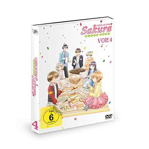 Cardcaptor Sakura: Clear Card Arc - Vol. 4 - [DVD]