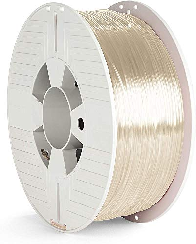 Verbatim 55051 PET-G filament - 1.75mm 1kg - Clear