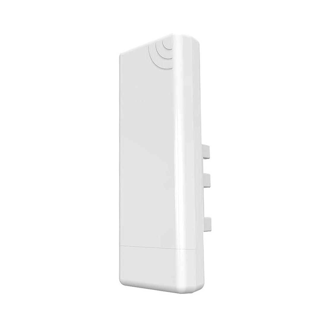 責めるドアミラーラフComputerParts YHM COMFAST CF-E312A Qualcomm AR9344 5.8GHz 300Mbps/s アウトドア ABS ワイヤレス ネットワークブリッジ POEアダプター付き