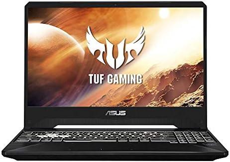 "2021 ASUS TUF 15.6"" FHD LCD Gaming Laptop Computer, AMD Ryzen 5-3550H, Backlit Keyboard, GeForce GTX 1650 Graphics, DTS Audio, Webcam, Win 10, Black, Parent (8GB RAM   256GB SSD) WeeklyReviewer"