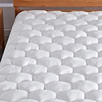 Murpheeya Cooling Cotton Mattress Pad Topper from $21.59 for Free