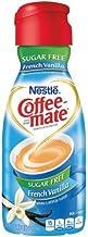 COFFEE-MATE French Vanilla Sugar Free Liquid Coffee Creamer 32 (Pack of 2)