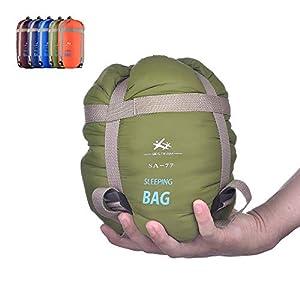 BESTEAM Ultra-light Warm Weather Envelope Sleeping Bag