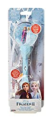 Plays instrumental version of iconic song NoneInto The UnknownNone Wave the scepter to see a flurry of glittering snow swirl around the sisters Inspired by Anna & Elsa's bond Frozen 2 with authentic film details for fans to relive favorite story mome...