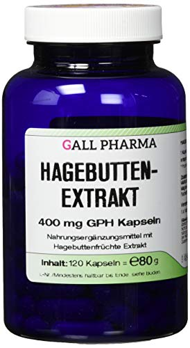 Gall Pharma Hagebuttenextrakt 400 mg GPH Kapseln, 120 Kapseln