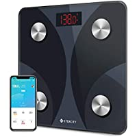 Etekcity Smart Digital Body Weight Bathroom Scale with Bluetooth