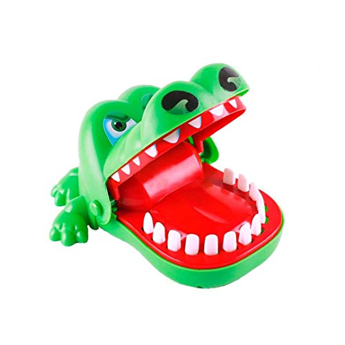 Hiinice Crocodile Toy Dinosaurier Biting Finger Spiel Funny Spielzeug Crocodile Teeth...