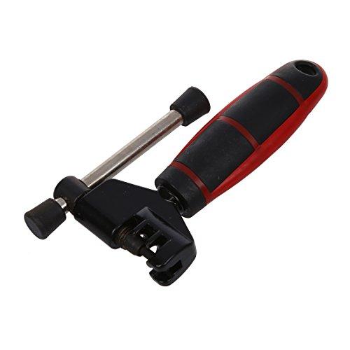 SODIAL(R) Herramienta para reparar la cadena de la Bici eslabon
