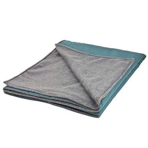 Ability Superstore Charcoal Water Resistant Cosy Blanket