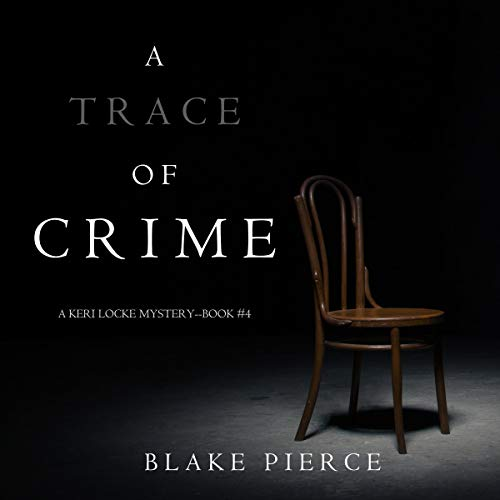 A Trace of Crime  audiobook cover art