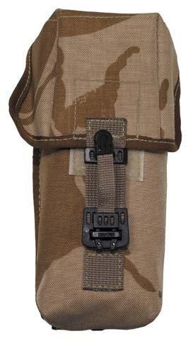 MUNITIONSTASCHE système patronentasche style britannique kaki dPM sacoche desert camouflage