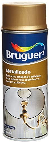 Bruguer 5198001 - Spray metalizado Bruguer 400 ml color ORO