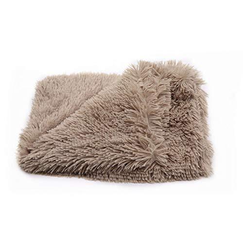 Rubyu Haustierdecke Weich Wärme Fleecedecke für Hunde und Katzen Waschbar Hundedecke Flauschige Fleece Decke Tierdecke Liegedecke für Kleine Mittlere Große Hunde