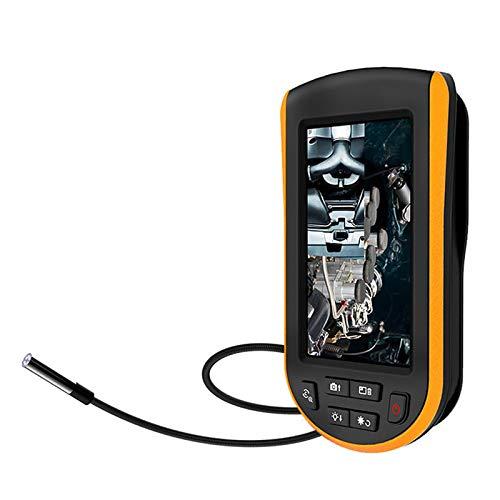 N \ A Endoscopio de tubería Industrial, boroscopio de 5,2 mm, endoscopio 720P con Pantalla LCD de 4,3
