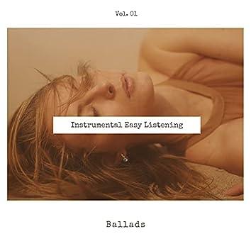 Instrumental Easy Listening Ballads, Vol. 01
