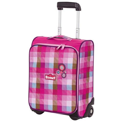 Scout Reisetasche Kindergepäck, 21 Liter, Pink