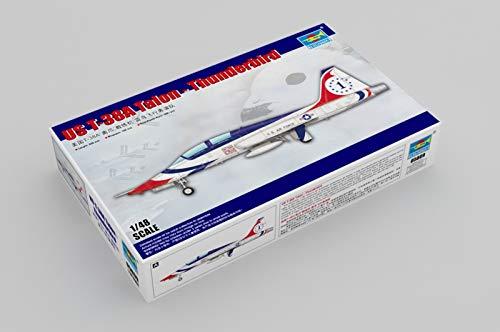 'Trumpeter 05809Model Kit US T Talon's Thunderbird