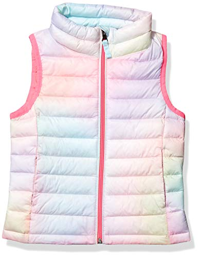 Amazon Essentials Hooded Puffer Jacket Down-Outerwear-Vests