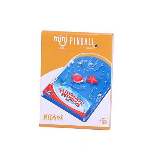 MINI JOGOS PINBALL, Dican, Colorido