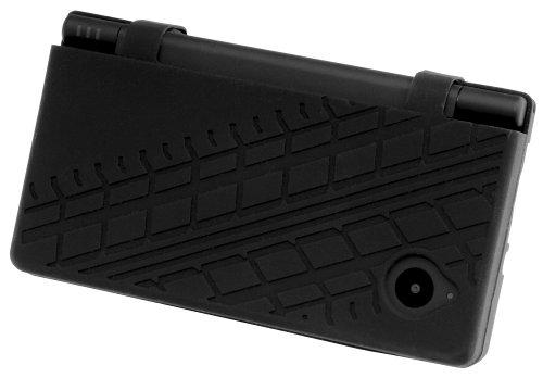 Nintendo DSi - Silicon Case - Rally Edition -black- Silikonhüllen