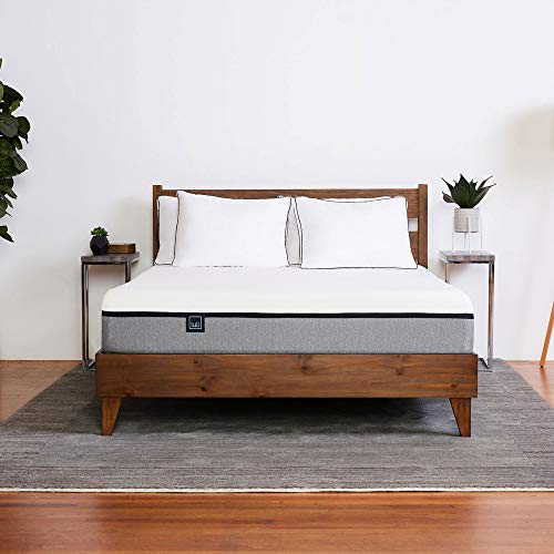 Lull - Memory Foam Mattress | 3 Layers of Premium Memory Foam, Therapeutic Support, Breathable for...
