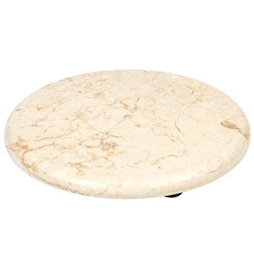 cheese board marble round - 6