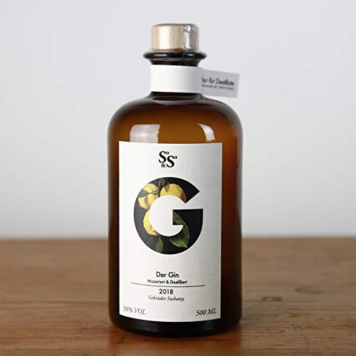 Der Gin – regionaler Gin aus dem Altmühltal von So&So Destillate