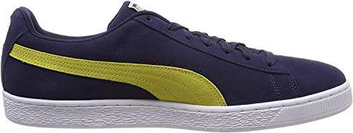 Puma Unisex-Erwachsene Suede Classic Sneaker Grün (Ponderosa Pine- Peacoat) 37 EU