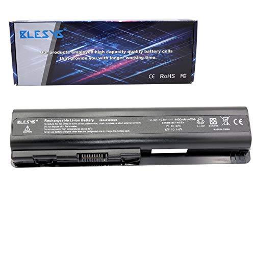 BLESYS 10.8V Batería para HP Compaq Presario CQ60 CQ61 CQ70 CQ71 g50 g60 g61 g70 Serie 498482-001 485041-001 HSTNN-LB72 HSTNN-CB72 HSTNN-Q34C Ordenador portátil 4400mAh 6-Célula