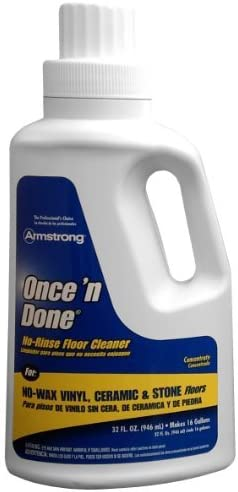 Once'N Done No Rinse Qt Finally resale start Max 77% OFF Cleaner 1